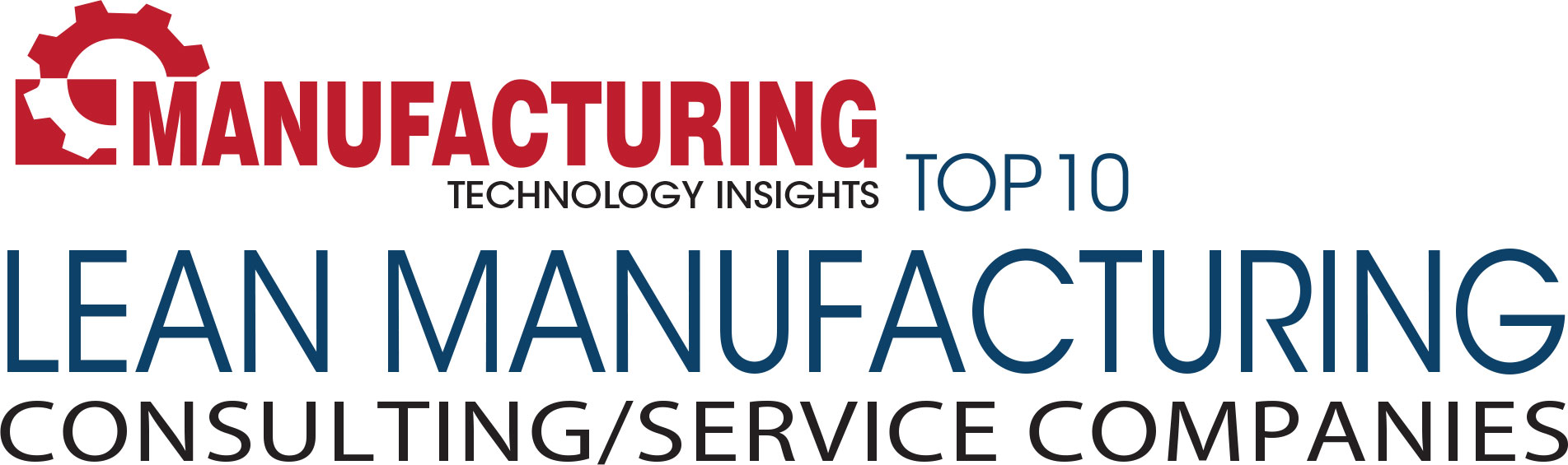 Top 10 Lean Manufacturing Consulting/Service Companies - 2019