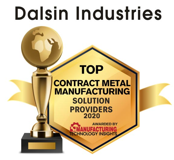 Top 10 Contract Metal Manufacturing Solution Companies - 2020