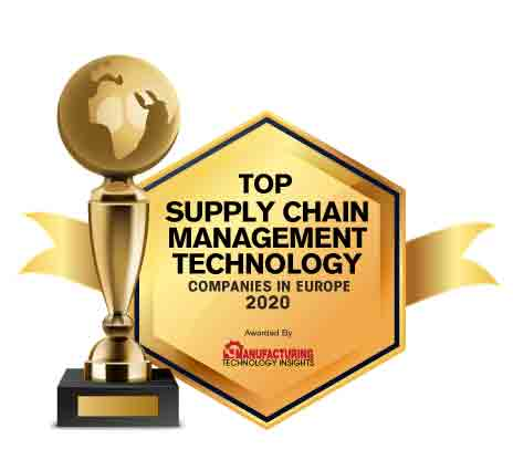 Top 10 Supply Chain Management Technology Companies in Europe - 2020