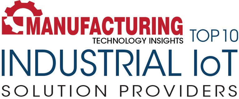Top 10 Industrial IoT Solution Companies - 2018