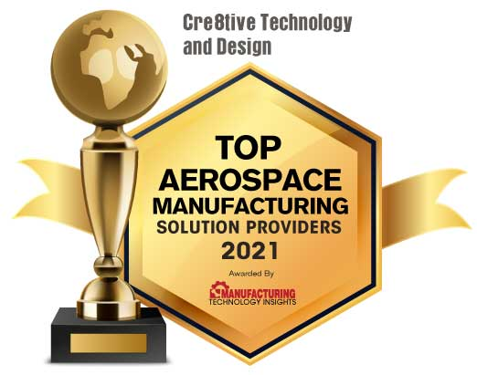 Top 10 Aerospace Manufacturing Solution Companies - 2021