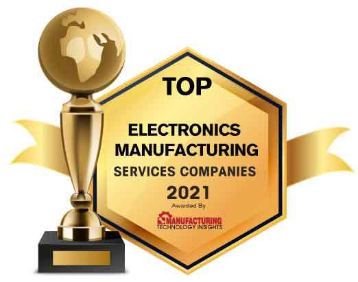 Top 10 Electronics Manufacturing Service Companies - 2021