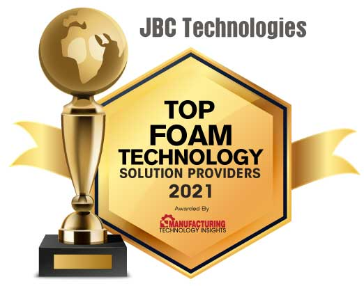 Top 10 Foam Technology Solution Companies - 2021
