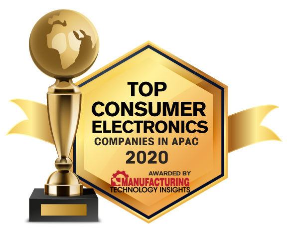 Top 10 Consumer Electronics Companies in APAC - 2020