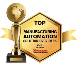 Top 10 Manufacturing Automation Solution Companies – 2021