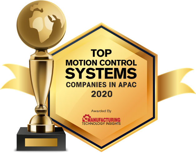 Top 10 Motion Control Systems Companies in APAC - 2020