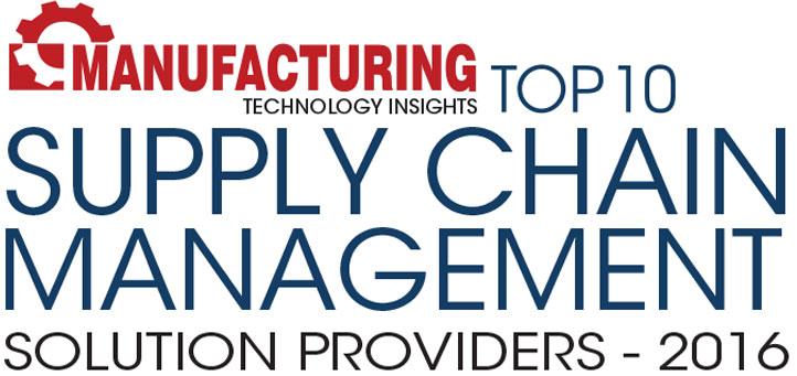 Top 10 SCM Solution Companies - 2016