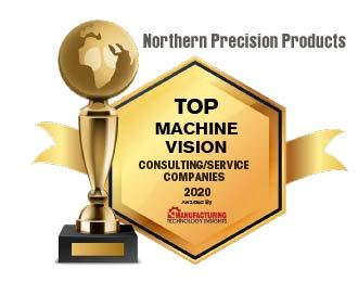 Top 10 Machine Vision Consulting/Services Companies - 2020