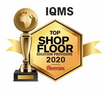 Top 10 Shop Floor Solution Companies - 2020
