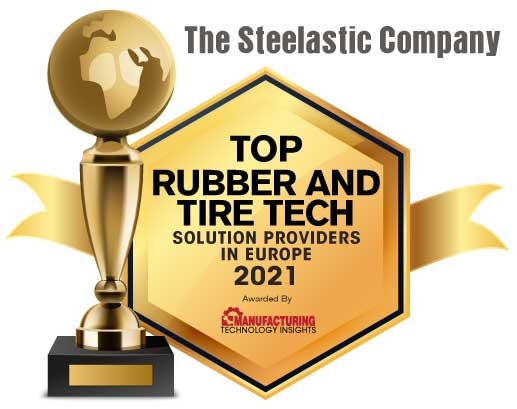 Top 10 Rubber and Tire Tech Solution Companies in Europe - 2021