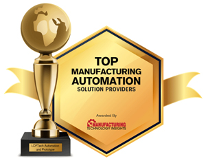 Top Manufacturing Automation Solution Companies