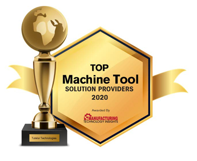 Top 10 Machine Tool Solution Companies - 2020