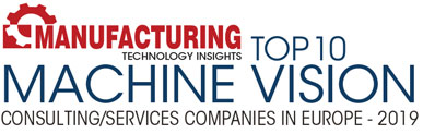 Top 10 Machine Vision Consulting Companies in Europe - 2019
