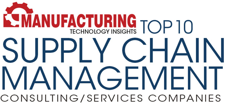 Top 10 Supply Chain Management Consulting/Services Companies - 2019