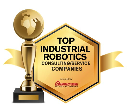 top industrial robotics companies