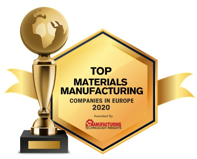 Top 10 Materials Manufacturing Companies in Europe - 2020