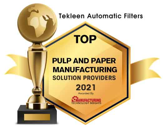 Top 10 Pulp and Paper Manufacturing Solution Companies - 2021