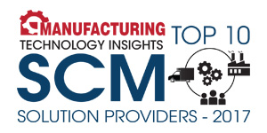 Top 10 SCM Solution Providers 2017