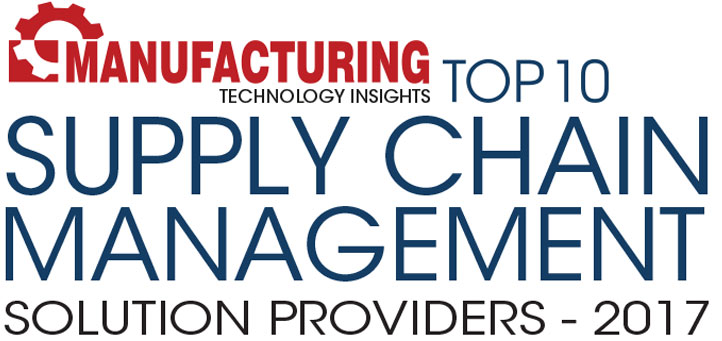 Top 10 SCM Solution Companies - 2017