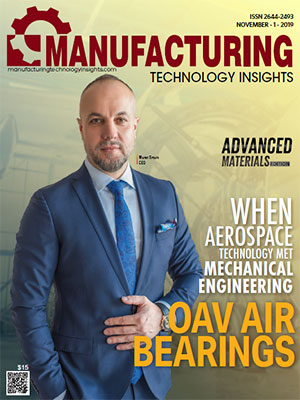 Oav Air Bearings: When Aerospace Technology Met Mechanical Engineering