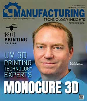 Monocure 3D: UV 3D Printing Technology Experts