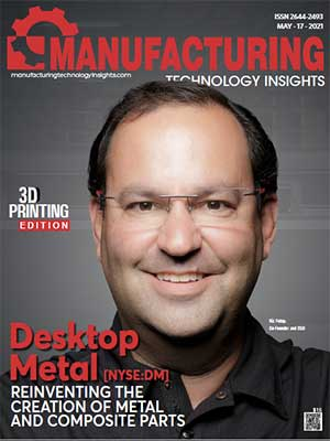 Desktop Metal [NYSE:DM]: Reinventing the Creation of Metal and Composite Parts