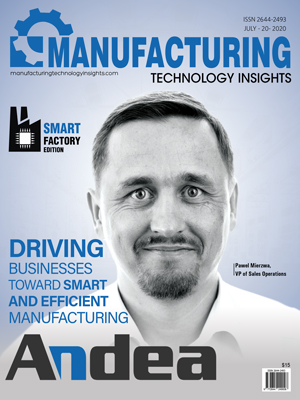 Andea: Driving Businesses toward Smart and Efficient Manufacturing