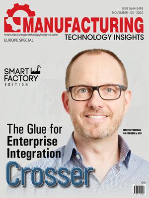 Crosser: The Glue for Enterprise Integration