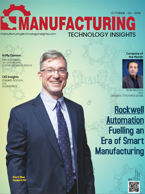 Rockwell Automation: Fuelling an Era of Smart Manufacturing