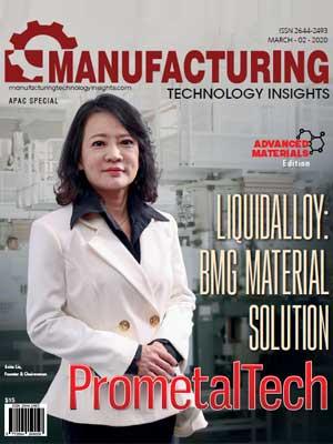 PrometalTech Liquidalloy: BMG Material Solution