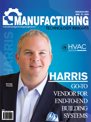HARRIS: Go-to Vendor for End-to-End Building Systems