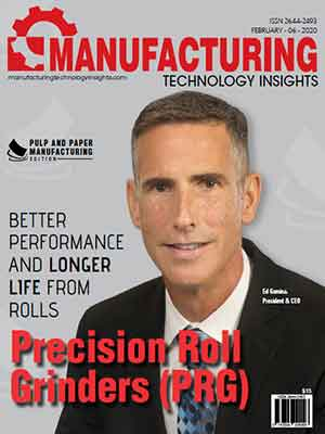 Precision Roll Grinders (PRG): Better Performance And Longer Life From Rolls