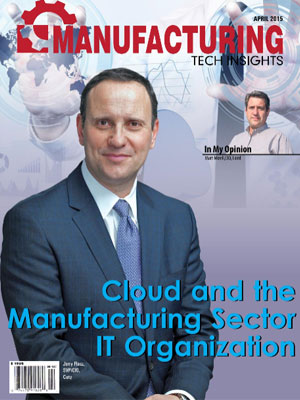Cloud and the Manufacturing Sector IT Organization