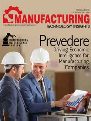 Prevedere: Driving Economic Intelligence for Manufacturing Companies