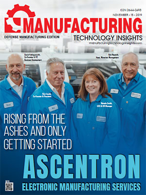 Ascentron Electronic Manufacturing Services:  Rising from the Ashes and Only Getting Started
