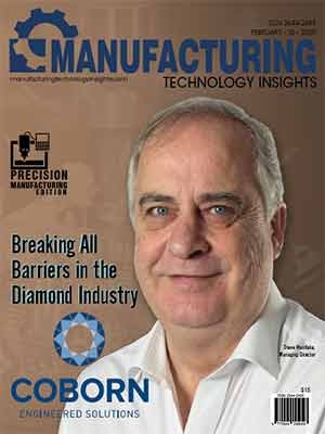 Coborn: Breaking All Barriers in the Diamond Industry