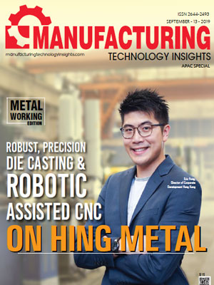 On Hing Metal: Robust, Precision Die Casting & Robotic Assisted CNC