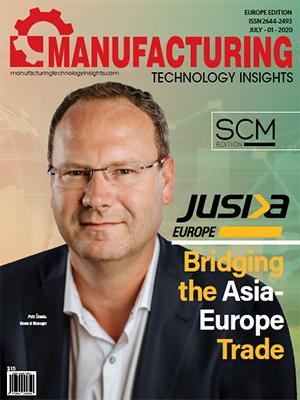 JUSDA Europe: Bridging the Asia-Europe Trade