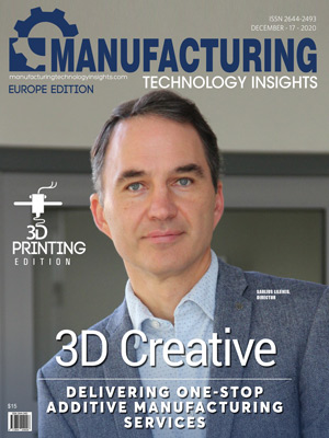 3D Creative: Delivering One-Stop Additive Manufacturing Services