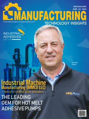 Industrial Machine Manufacturing (IMMCO LLC) - Maker of Uniflow Drum Unloaders: The Leading OEM for Hot Melt Adhesive Pumps