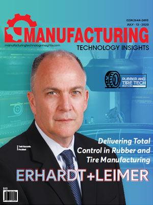 Erhardt+Leimer: Delivering Total Control in Rubber and Tire Manufacturing