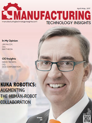 KUKA ROBOTICS: AUGMENTING THE HUMAN-ROBOT COLLABORATION