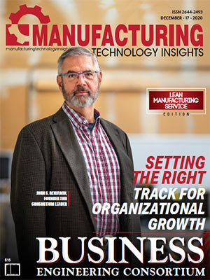 Business Engineering Consortium: setting the right track for organizational growth
