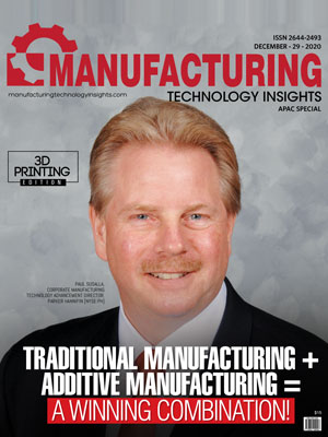 Traditional Manufacturing + Additive Manufacturing = A Winning Combination!