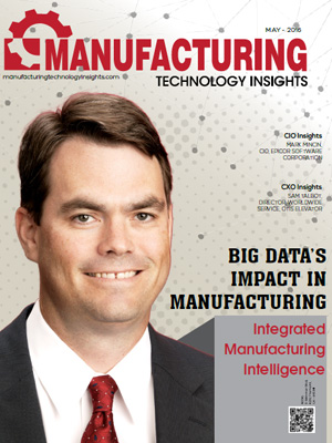 BIG DATA S IMPACT IN MANUFACTURING: Integrated Manufacturing Intelligence