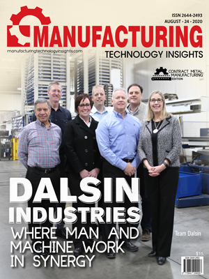 Dalsin Industries: Where Man and Machine Work in Synergy
