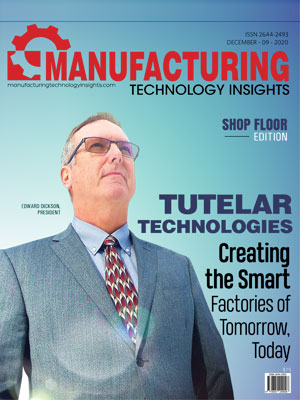 Tutelar Technologies: Creating the Smart Factories of Tomorrow, Today