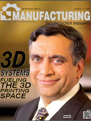 3D SYSTEMS: Fueling The 3d Printing Space