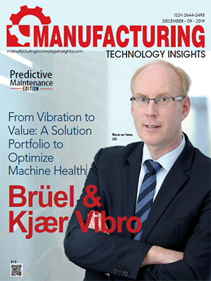Brüel & Kjær Vibro: From Vibration to Value: A Solution Portfolio to Optimize Machine Health