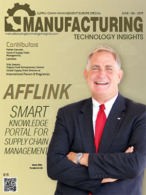 Afflink: Smart Knowledge Portal for Supply Chain Management